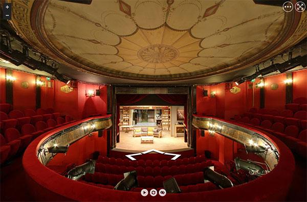 theatre des nouveautés paris